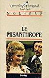 Moliere/ulb misanthrope (ancienne edition): Molière