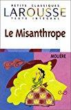 Le misanthrope ou l'atrabilaire amoureux : comédie: Moliere