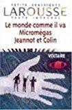 Micromégas - jeannot et colin - le: Voltaire