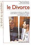 Le divorce: Chenevier, Muriel