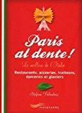 Paris al dente !: Palombari, Stefano