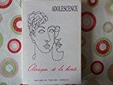 Clinique de la honte // 1993: Adolescence-psychanalyse