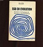 Ego en evolution. evolution biologique et evolution: Menaker Esther Et