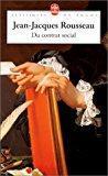 Du contrat social, ou, principes de droit: Jean-jacques Rousseau