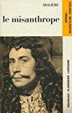 Le misanthrope: Moliere