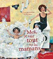 Moi je sais tout sur les mamans: Nathalie Delebarre, Aurélie