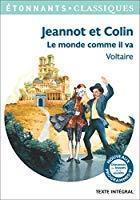Jeannot et colin : le monde comme: Voltaire