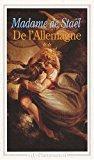De l'allemagne (tome 2): Madame Germaine De