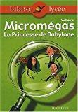 Micromégas : la princesse de babylone: Voltaire