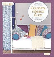Coussins, rideaux & co: Marie-anne Réthoret-mélin