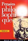 Pensées philosophiques: Diderot, Denis