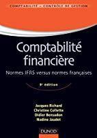 Comptabilité financière - 9e édition - normes: Richard, Jacques