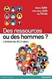 Des ressources ou des hommes ? l'antibible: Fabienne Autier