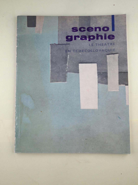 Scénographie. Le théâtre en Tchecoslovaquie.: Jindra, Vladimír, Ota