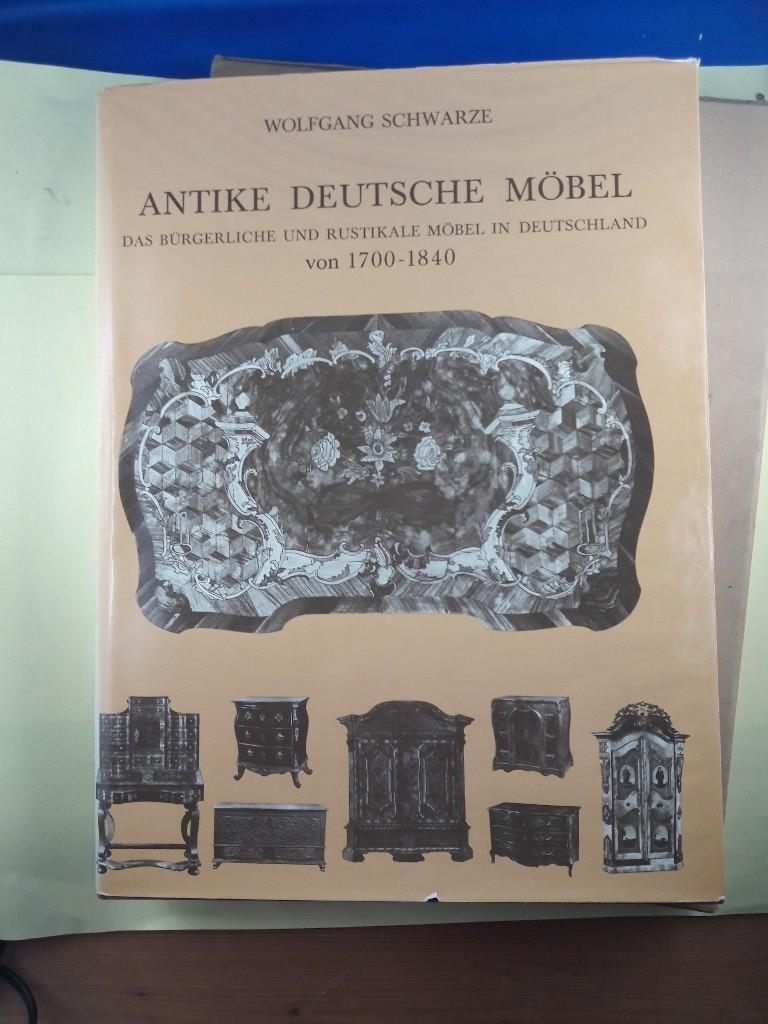 antike deutsche moebel von schwarze - ZVAB