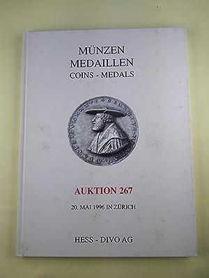 Münzen-Medaillen - Coins-Medal - Malta-Monaco-Österreich-Siebenbürgen-Schweden - Schweizer: Hess-Divo AG: