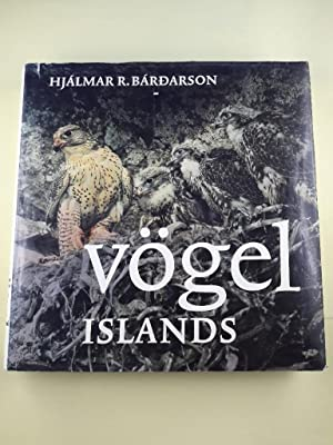 Vögel Islands. Fuglar Íslands .
