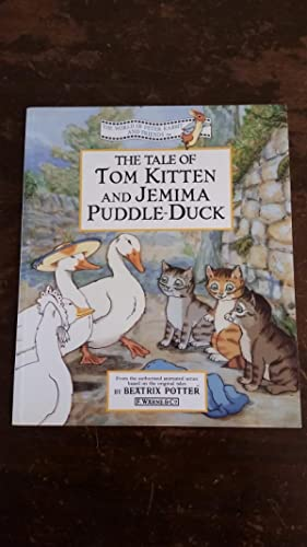 The Tale of Tom Kitten and Jemima: Potter, Beatrix