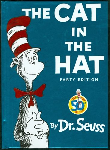 The Cat In Hat 50th Birthday Party Edition