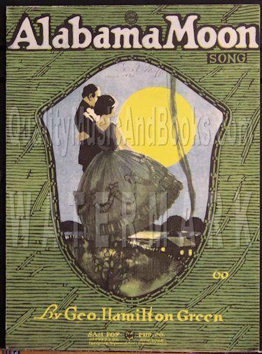 Alabama Moon Book