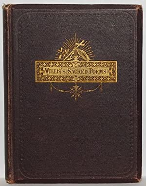 Willis's Sacred Poems with Illustrations by Darley, Herrick, Chapman, Parsons, Whitney, Lumley...