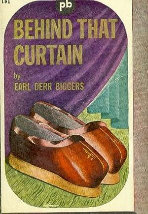 Behind That Curtain: A Charlie Chan Mystery: Biggers, Earl Derr