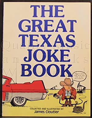 The Great Texas Joke Book: Cloutier, James