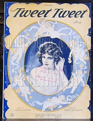 Tweet Tweet Song Sheet Music: Gillespie, Haven; Van