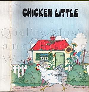 Chicken Little (Platt & Munk No. 3100-A): Banks, Eulalie [illustrator]