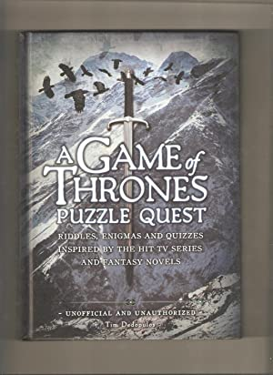 A Game of Thrones Puzzle Quest: Dedopulos, Tim