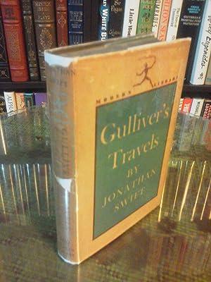 Gulliver's Travels: Modern Library #100: Swift, Jonathan