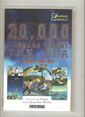 20,000 Leagues Under The Sea - Graphic Classics