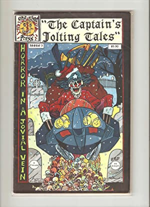 Captain's Jolting Tales #3 (Signed by creative team)