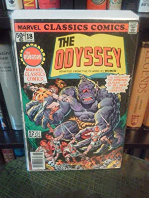 Marvel Classic Comics #18 The Odyssey