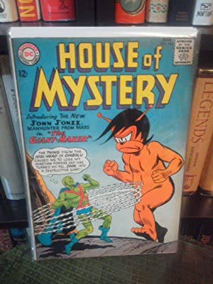House of Mystery (1st Series) #143