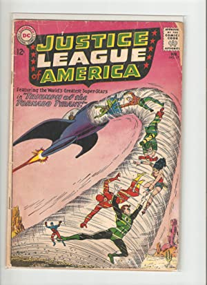 Justice League of America (1st Series) #17