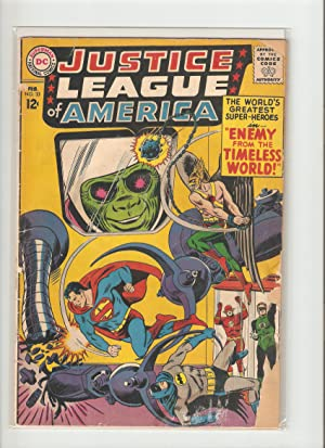 Justice League of America (1st Series) #33