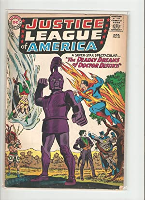 Justice League of America (1st Series) #34