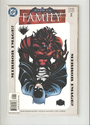 Batman Family (2nd Series) Complete Set 1-8