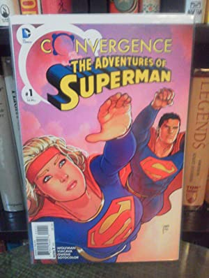 Adventures of Superman Convergence #1