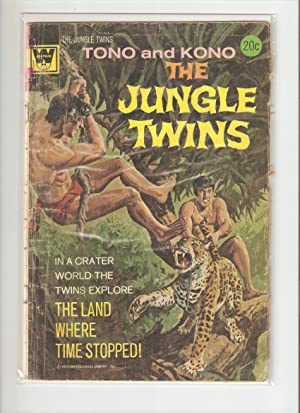Jungle Twins #10 (Whitman Variant)