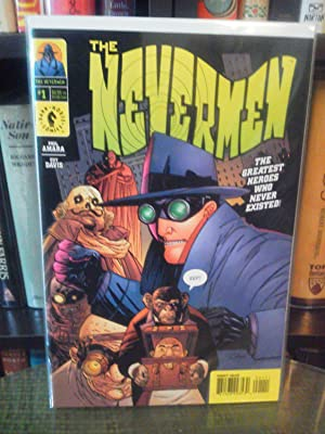 Nevermen #1