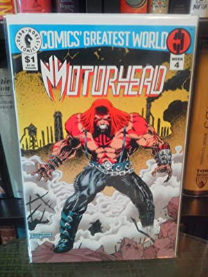 Comics Greatest World Motorhead