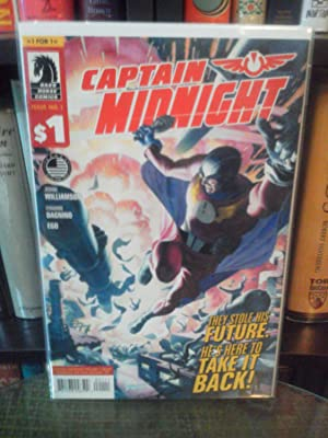 Captain Midnight #1