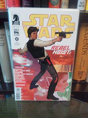 Star Wars Rebel Heist #1