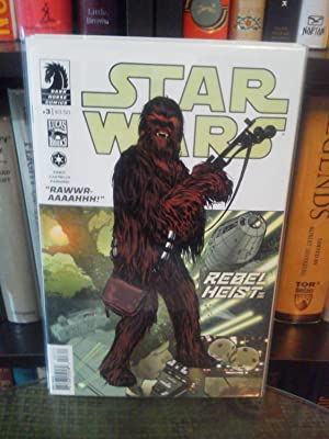 Star Wars Rebel Heist #3