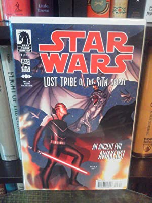 Star Wars Lost Tribe of the Sith #3