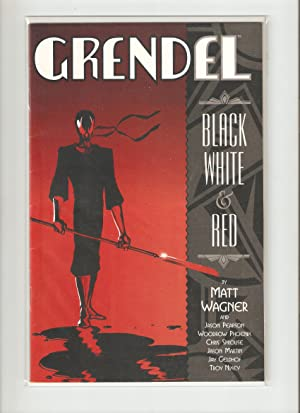 Grendel Black White and Red #4