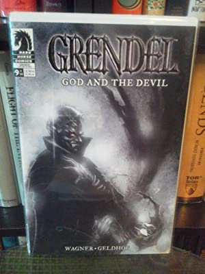 Grendel God and the Devil #9