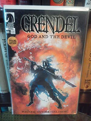 Grendel God and the Devil #10